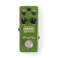 M281 MXR Thump Bass Preamp Педаль эффектов, Dunlop